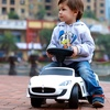 Kids' Licensed Maserati Push Car