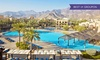 Iberotel Miramar Al Aqah Beach Resort - Iberotel Miramar Al Aqah Beach: Fujairah: 1 or 2 Nights for Two with Breakfast and Option for Half Board at 5* Iberotel Miramar Al Aqah Beach
