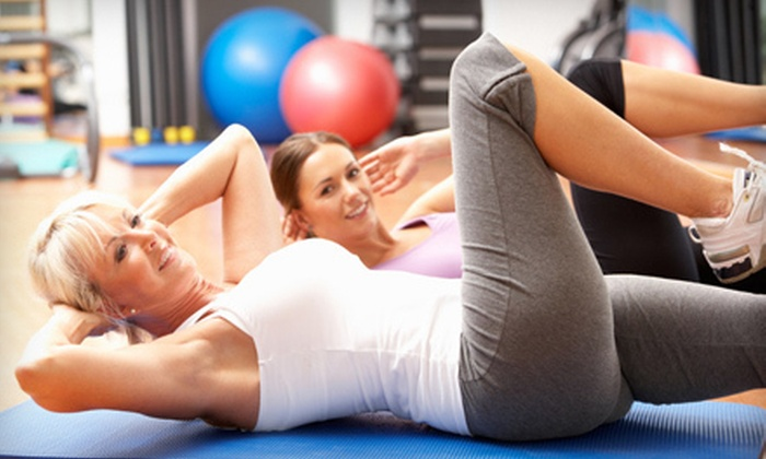 Hybridfit - Briarcliff West: Eight Fitness Classes or One Month of Unlimited Classes at Hybridfit (Up to 76% Off)