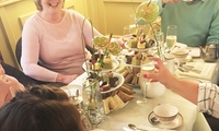 Afternoon Tea with a Glass of Prosecco for Two or Four at The Bridge Hotel (41% Off)