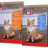 8 pacchi da 340 g di cibo per gatti