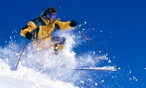 SKIOGRANDE: Jusqu'à 50% de remise sur forfait de ski dans 14 stations et 1 forfait de ski pour 1 journée à 19,90 € avec Skiogrande