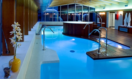 Circuito termal para dos personas con opción a masaje relajante desde 24,95 € en Spa Meliá Avenida América 4*