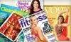 Strategic Media LLC **NAT**: Subscription to Your Choice of Four Healthy-Living Magazines (Up to 52% Off)