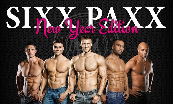 Sixxpaxx Theater GmbH - SixxPaxx Theater & Wild House Berlin: 1-2 Tickets für die Sixx Paxx, optional mit Prosecco, im Januar und Februar imWild House Berlin (bis zu 50% sparen)
