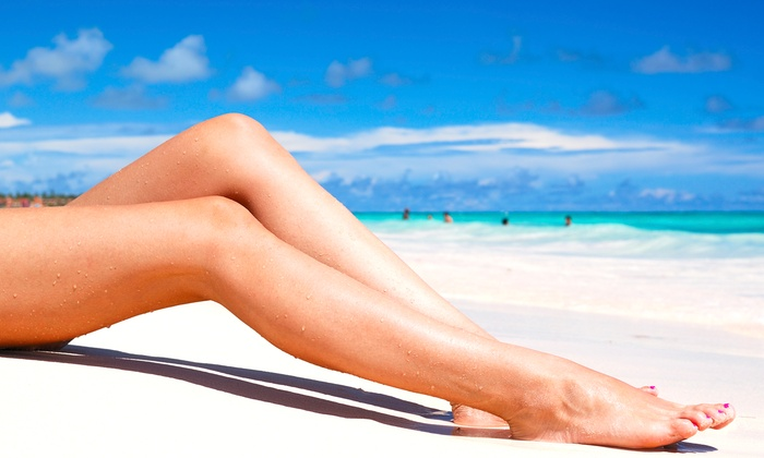 Med Cure Anti-Aging & Skincare - Great Uptown: One, Two, or Three Sclerotherapy Spider-Vein Treatments at Med Cure Anti-Aging & Skincare (Up to 55% Off)