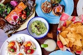 Up to 41% Off Mexican Food at Mi Almita Cantina Restaurant at Mi Almita Cantina Restaurant, plus 6.0% Cash Back from Ebates.