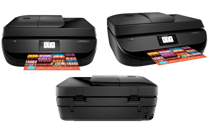 HP OfficeJet 4650 All-in-One Printer (Certified Refurbished)