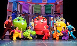 "Chuggington Live! The Great Rescue Adventure: ""Chuggington Live! The Great Rescue Adventure"" at Allen Event Center on Saturday, June 13 (Up to 46% Off)"