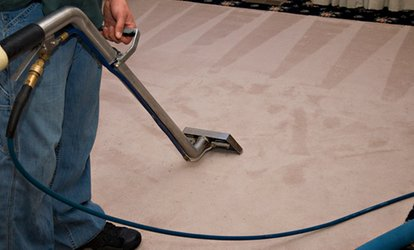 image for Wall-to-Wall, Area-Rug, or Sofa-<strong>Upholstery</strong> Steam <strong>Cleaning</strong> from Organic Clean Carpet (Up to 82% Off)