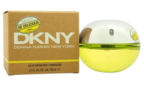 DKNY Be Delicious Eau de Parfum for Women (3.4 Fl. Oz.)