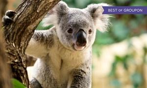 Zoo Dresden: Tagesticket für 2 Personen für den Zoo Dresden (42% sparen*)