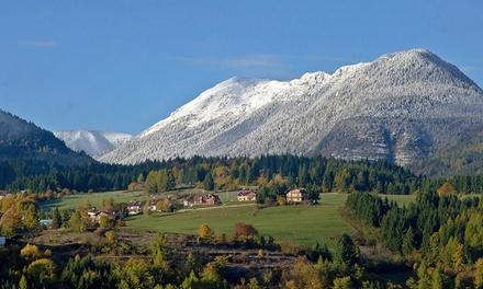 Trentino, Hotel Des Alpes: fino a 7 notti in mezza pensione per 2 persone, Capodanno incluso