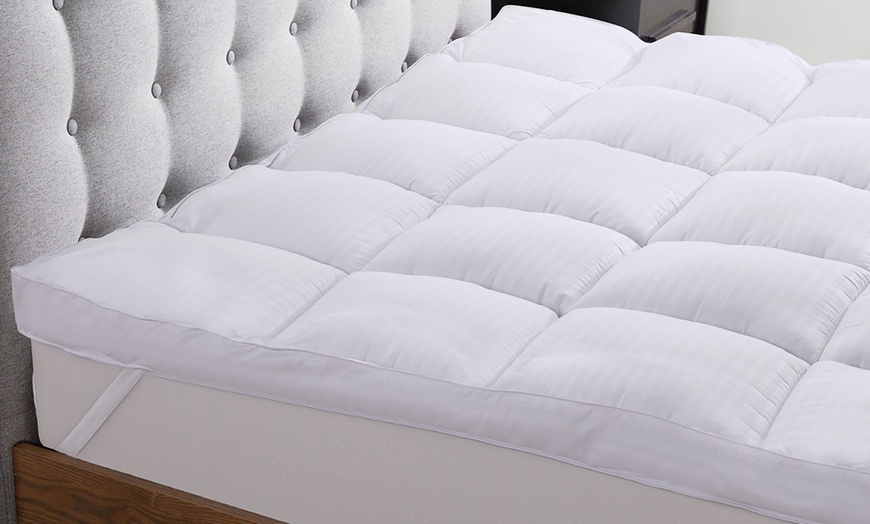 Dickens 10cm Feels-Like-Down Mattress Topper for £26