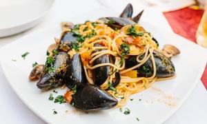 Ristorante il Brigante: Menu di pesce con bottiglia di vino per 2 persone al Ristorante il Brigante, a due passi dal mare (sconto fino a 69%)