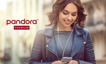 Free Three-Month Subscription to Pandora