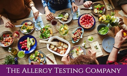 Food Sensitivity Test: Bronze ($19), Silver ($29), Gold ($39), Platinum ($49)  at Allergy Testing Company