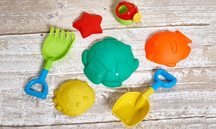 Sand Play Toy Set