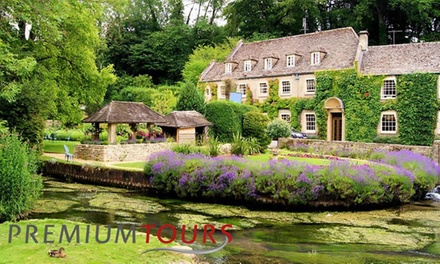 Lunch in the Cotswolds Tour for Child or Adult with Premium Tours (Up to 52% Off) (London)