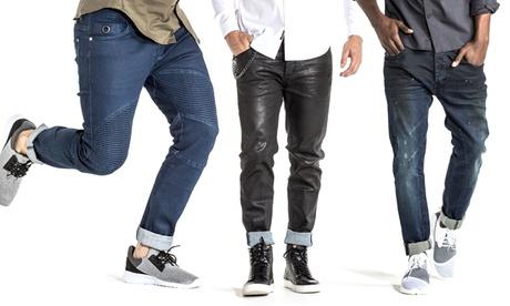 Pantalones vaqueros CR7 para hombre