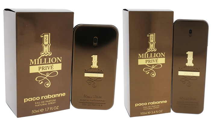Up To 18 Off On Paco Rabanne Fragrance Groupon Goods