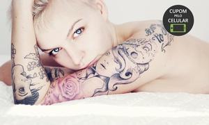 Mark U ink Tattoo & piercing: Mark U Ink Tattoo & Piercing – São Caetano: crédito para tatuagem ou retoque e preenchimentos