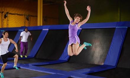 1 session de trampoline de 2h pour 1 personne à 14,90 € au Full In Park
