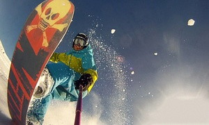 Switch Snowboard School: Cours de snowboard d'une durée de 2 h pour 1 ou 2 personnes dès 59 € avec Switch Snowboard School