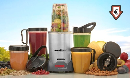 Cooks Professional 1000W Nutriblend 10-Piece (€54.99) or 15-Piece (€62.99) With Free Delivery (Up to 63% Off)