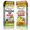 Purely Inspired Garcinia Cambogia (200-Ct.) and Coconut Oil (80-Ct.)