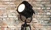 Lampe industrielle de Galway