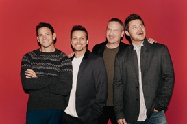 98 Degrees – Up to 50% Off Christmas Concert at 98 Degrees, plus 6.0% Cash Back from Ebates.