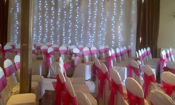 Cruden hall wedding