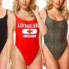 Dippin' Daisy's Women's High-Cut Vintage-Inspired One-Piece Swimsuits