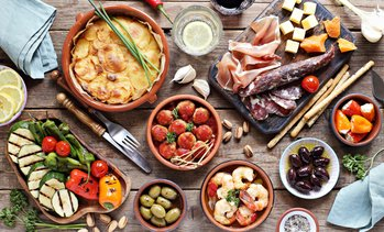 Up to 50% Off Spanish Cuisine at Taberna del Alabardero