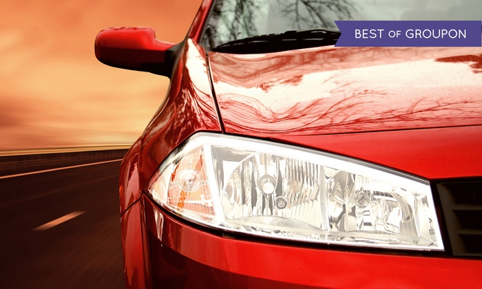 Pacific Match Paint - Pacific Match Paint: Full Bumper Repair and Refinish from Pacific Match Paint (55% Off)