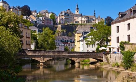 Luxemburg: 2-4 Tage für Zwei inkl. Welcome Drink und optional VIP-Paket oder Frühstück im 4* Grand Hôtel Cravat