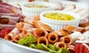 Up to 58% Off Catering from BluEmpire Catering and Cakes