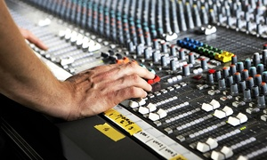 DNA Music Miami: Three or Five Music-Production Workshops or Full-Day Music-Production Session at DNA Music Miami (Up to 75% Off)