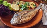 Fisch-Menü: Royal Dorade oder Lup de Mer für ein, zwei oder vier Personen im Restaurant 1Avanos (bis zu 43% sparen*)