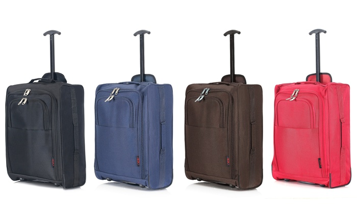 Cabin-Sized Alaska Suitcase in Choice of Colour