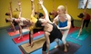 Up to 68% Off at Spira Power Yoga