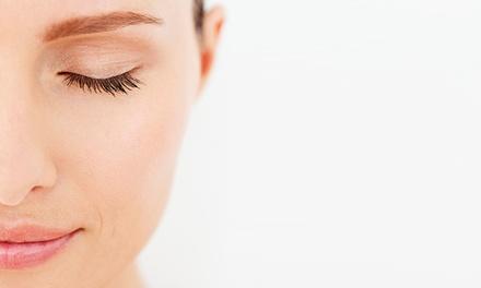 Full Set of Eyelash Extensions at Flawless Lashes & Spray Tan (55% Off)