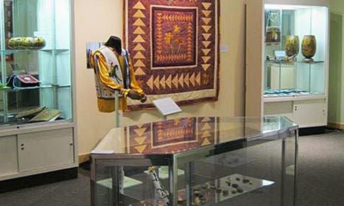 Mt. Kearsarge Indian Museum - Warner: Mt. Kearsarge Indian Museum Visit for Four or Six (Up to 57% Off)