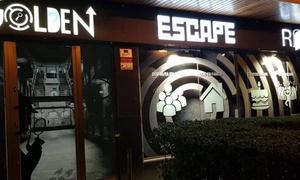 Golden Escape Room: Escape room para 2 a 6 personas desde 24,95 € en Golden Escape Room