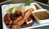 Los Andes Restaurant - Lyndale: Latin American Cuisine for Two, Four, or More at Los Andes Restaurant (Up to 50% Off)