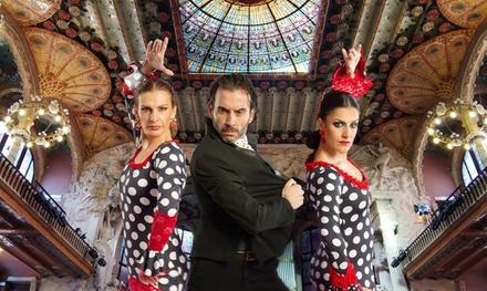 """1 o 2 entradas al show """"Arte Flamenco"""" del 7 de abril al 26 de junio en Barcelona (hasta 45% de descuento)"""