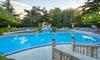 Abano Terme 5*: camera doppia Small, colazione e piscine termali