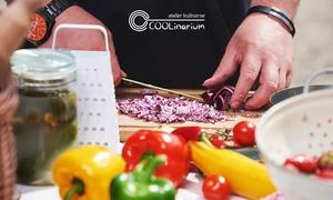 COOLinarium – Atelier Kulinarne Łukasza Ochaba: 5-godz. warsztaty kulinarne kuchni włoskiej od 149 zł z COOLinarium – Atelier Kulinarnym Łukasza Ochaba przy Rynku