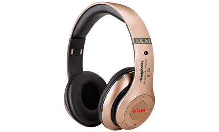 Akai BTH05 Bluetooth Headphones